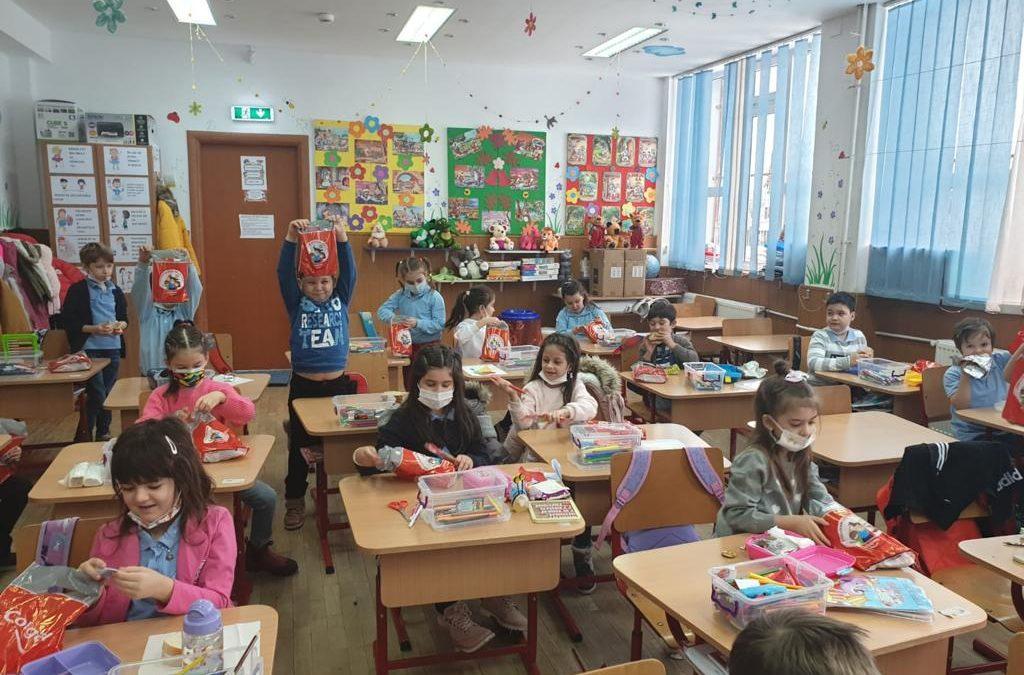 Programul Școlar Colgate – Zâmbește pentru Viitor!
