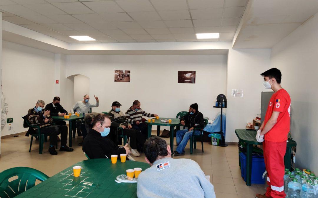 Sesiuni de pregătire pentru acordarea primului ajutor medical de bază