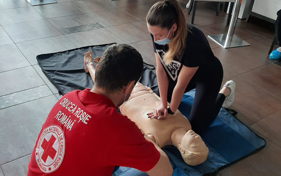 Înscrieri la următorul modul de inițiere în prim ajutor medical de bază