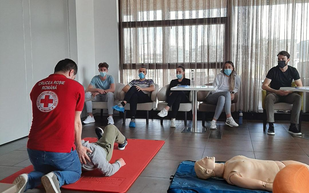 Inițiere în prim ajutor medical de bază
