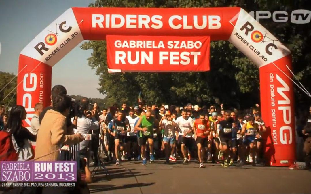 Gabriela Szabo Run Fest 2013 (video)