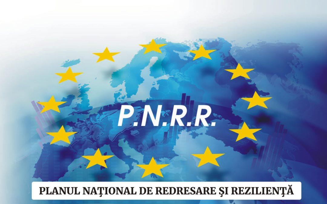 Scrisoare deschisă privind PNRR